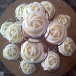 Very Vanilla Mini Cupcakes
