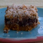 Caramel Magic Bars