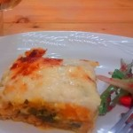 Meatless Monday: Butternut Squash Lasagna