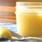 Pucker Up Lemon Curd