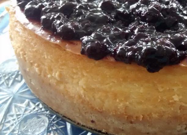 Percy Jackson Cheesecake