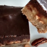 Hey Summer Butterscotch Pecan Bars