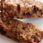 Easy Back-to-School Apple Oatmeal Power Bars