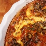 Meatless Monday: Frittata Formula (an un-recipe)