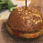 Meatless Monday: Favorite Veggie Burger