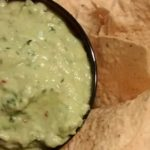 Avocado Sour Cream Dip