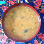 Meatless Monday: Red Lentil Miso Soup