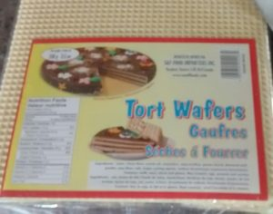 Torte Wafer Package