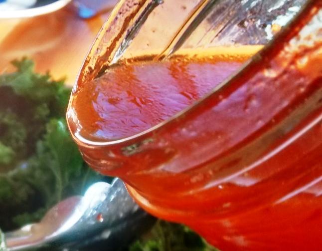 Sweet Chili Salad Dressing