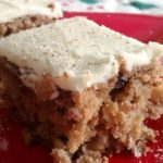 Apple Butter Rum Bars (aka This-is-Not-Fruitcake Bars)
