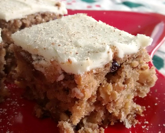 Apple Butter Rum Bars (aka This-is-Not-Fruitcake Bars) - Ketchup With ...