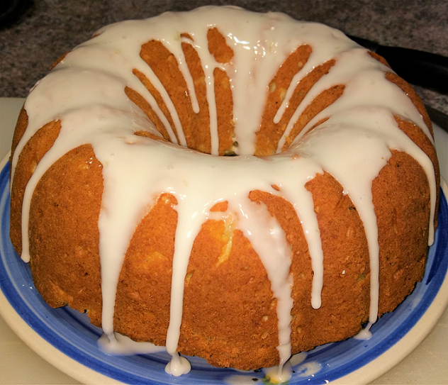 Coconut Glaze Recipe Cake