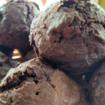 Wacky Vegan Chocolate Muffins