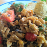 Meatless Monday: Taco Pasta Salad